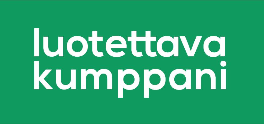 Vastuu Group Luotettava Kumppani logo